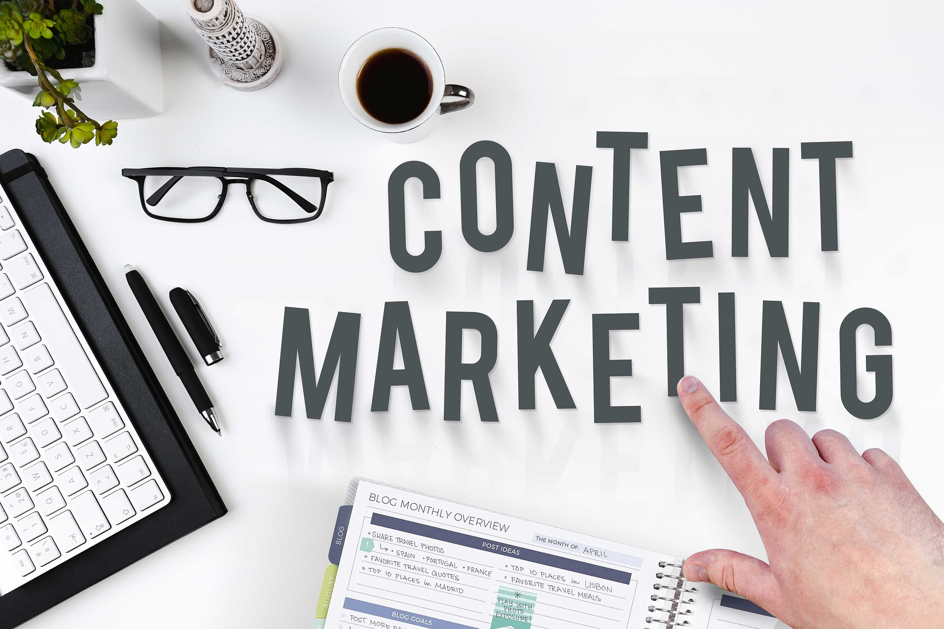 10 Content Marketing Trends You Need to Know About in 2019