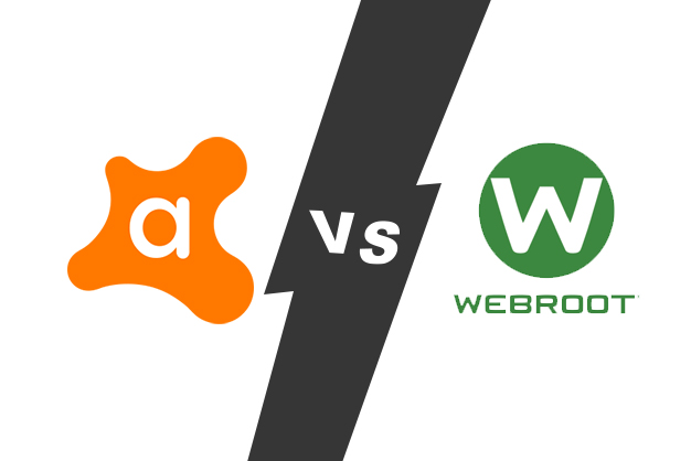 Avast vs Webroot Secure Anywhere Business Endpoint Protection