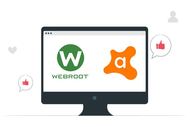 Avast & Webroot
