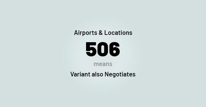 506 - Variant Also Negotiates
