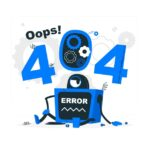 My Page Is 404ing: What Do I Do?