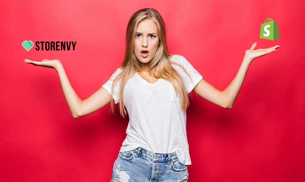 Which One Is the Best For Your Business Storenvy vs Shopify