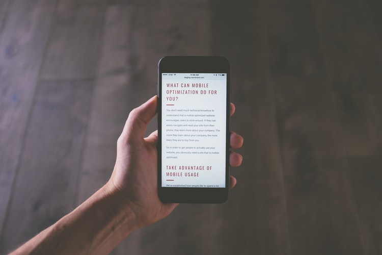 1. Make Your Site Mobile-Friendly